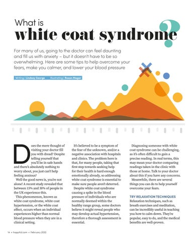 Page 14 of What is white coat syndrome?