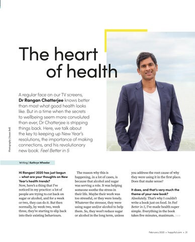 Page 31 of The Heart of Health