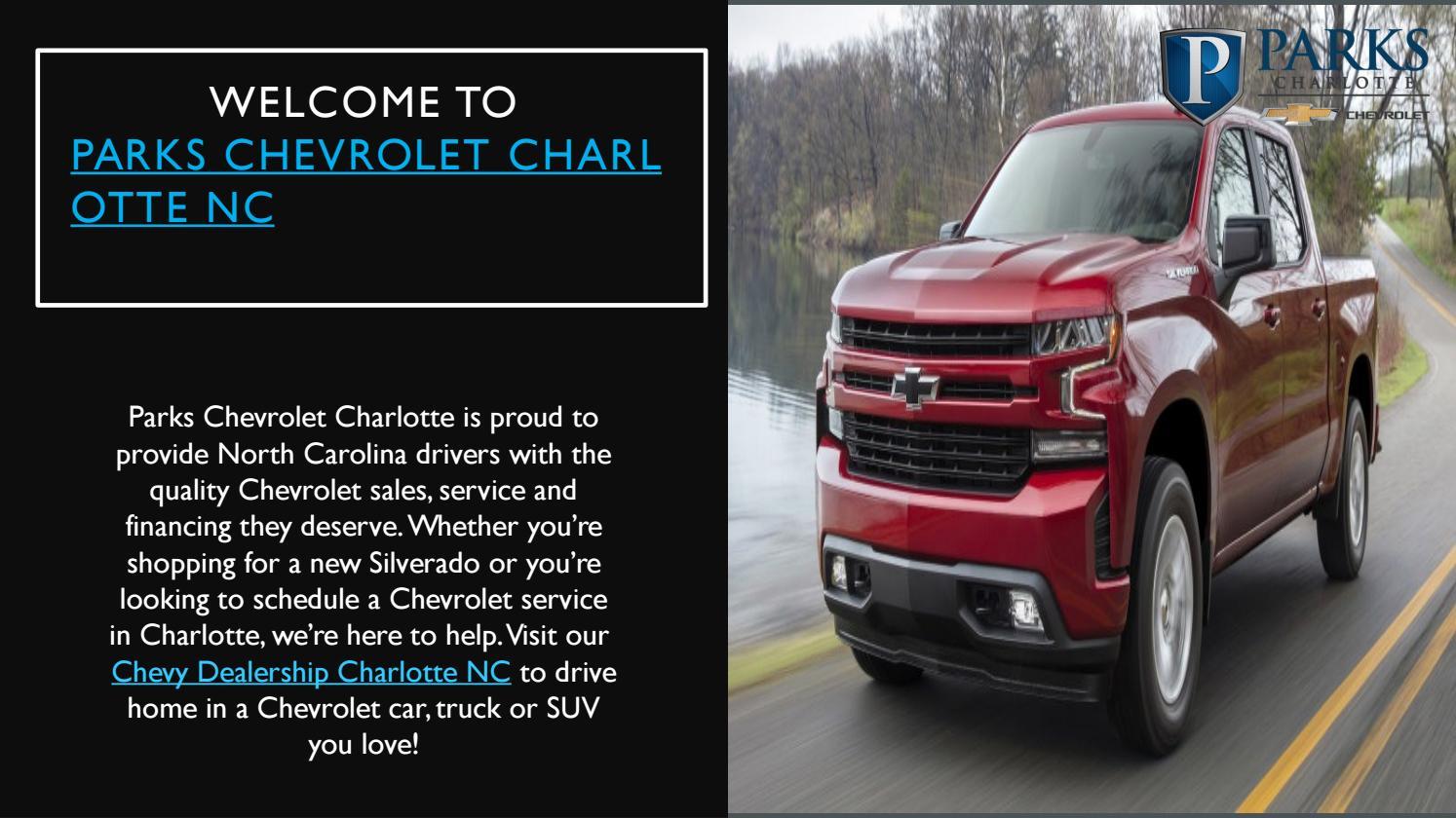 Chevrolet Dealership Charlotte Nc Chevrolet Charlotte Chevrolet Dealership Charlotte By Parks Chevrolet Charlotte Issuu