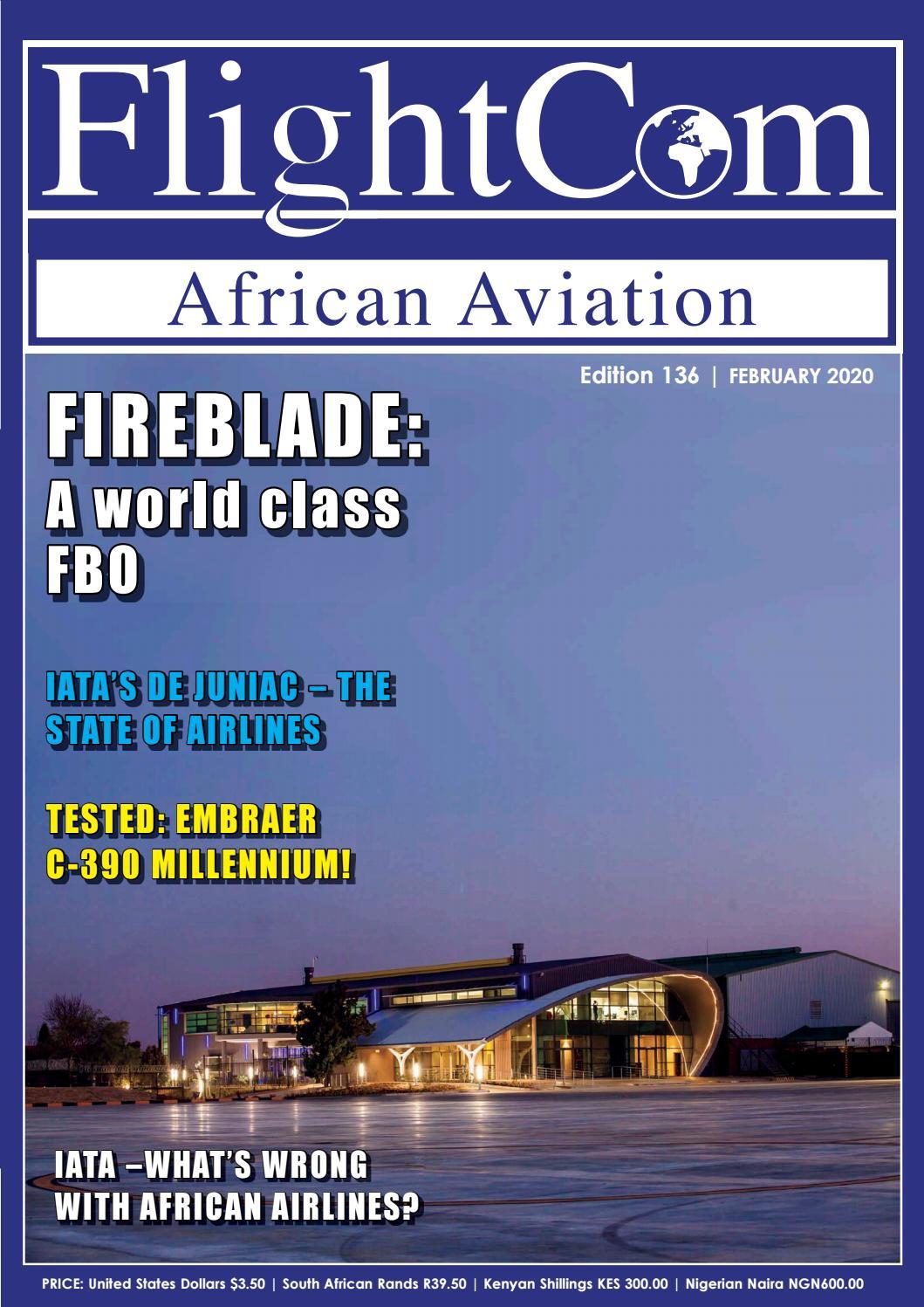 Flight Febuary 2020 By SA Flyer Magazine Issuu