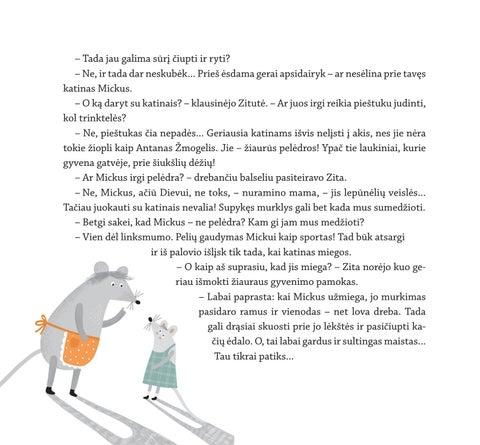 Page 14 of Mama moko Zitutę susirasti maisto