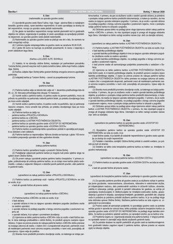 Page 10 of ODLOK o prometnem režimu občine Bohinj