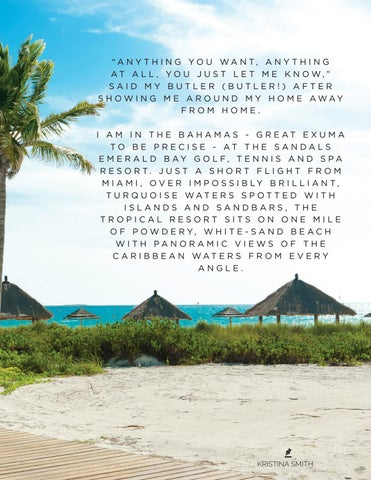 Page 79 of Barefoot Bahamian Luxury