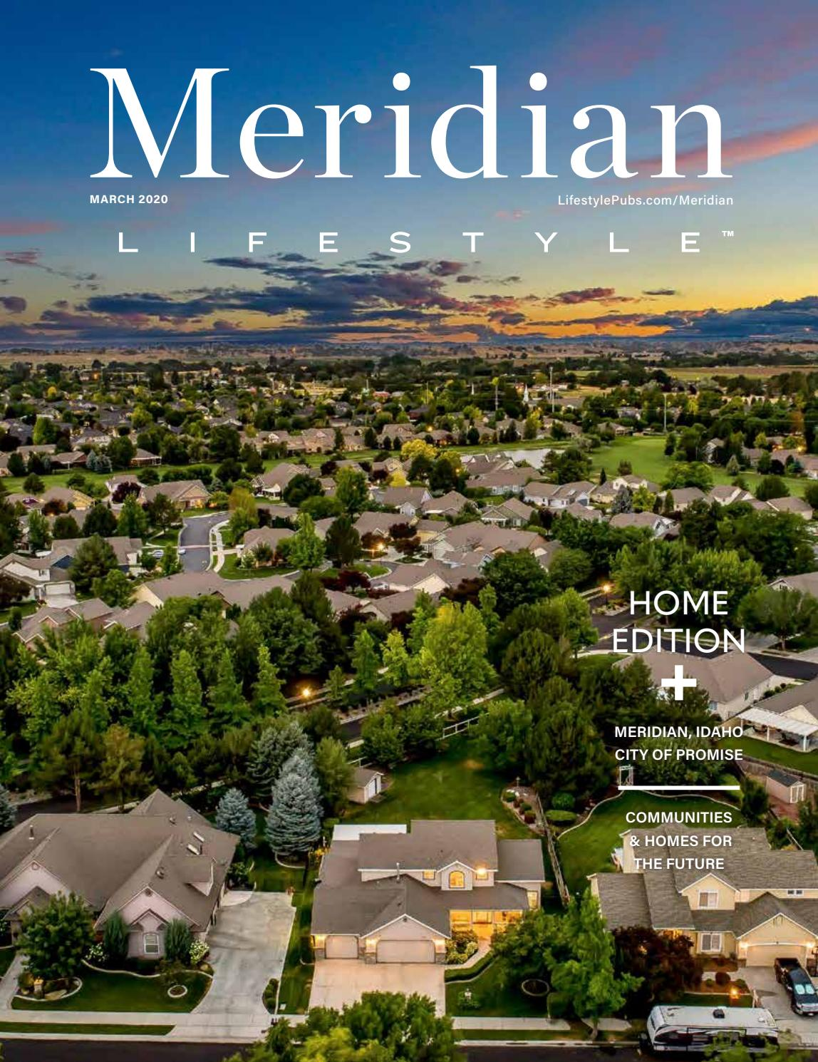 Meridian Id March 2020 By Lifestyle Publications Issuu