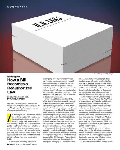 Page 12 of Iowa Dispatch