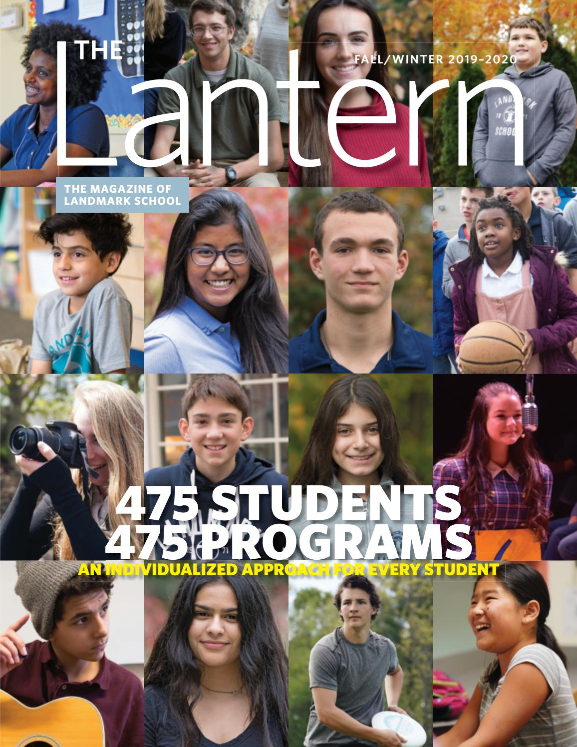 Landmark School Lantern Magazine Fall 2019 Winter 2020 By Susan Tomases Issuu Jennifer goes by the name silver beauty because despite her grey hair, she maintains excellent fitness. landmark school lantern magazine fall