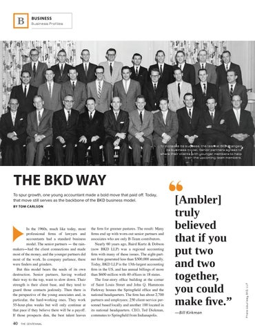 Page 42 of THE BKD WAY