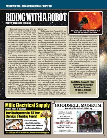 Page 19 of MV Astronomy Club