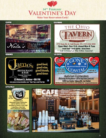 Page 21 of Restaurant Guide