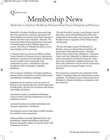Page 10 of Membership News