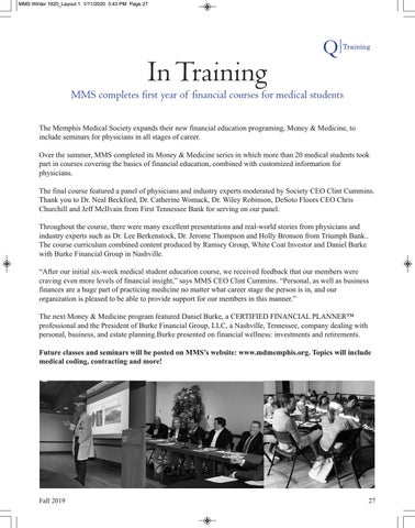 Page 29 of In Training