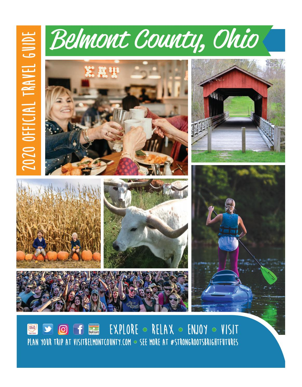 Pet Halloween Costest 2020 Belmont County Ohio 2020 Official Travel Guide of Belmont County, OH by