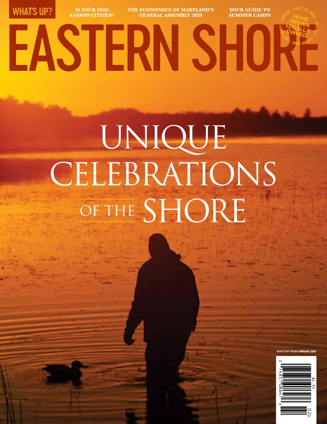 What S Up Eastern Shore February 2020 By What S Up Media Issuu