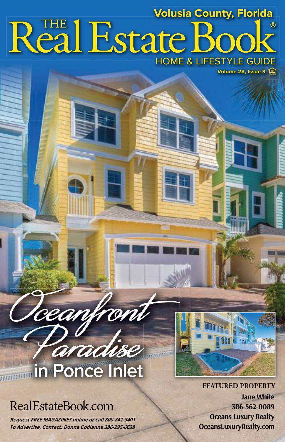 The Latest Real Estate Book of Volusia County, Florida   February
