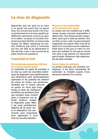 Page 7 of Le choc du diagnostic