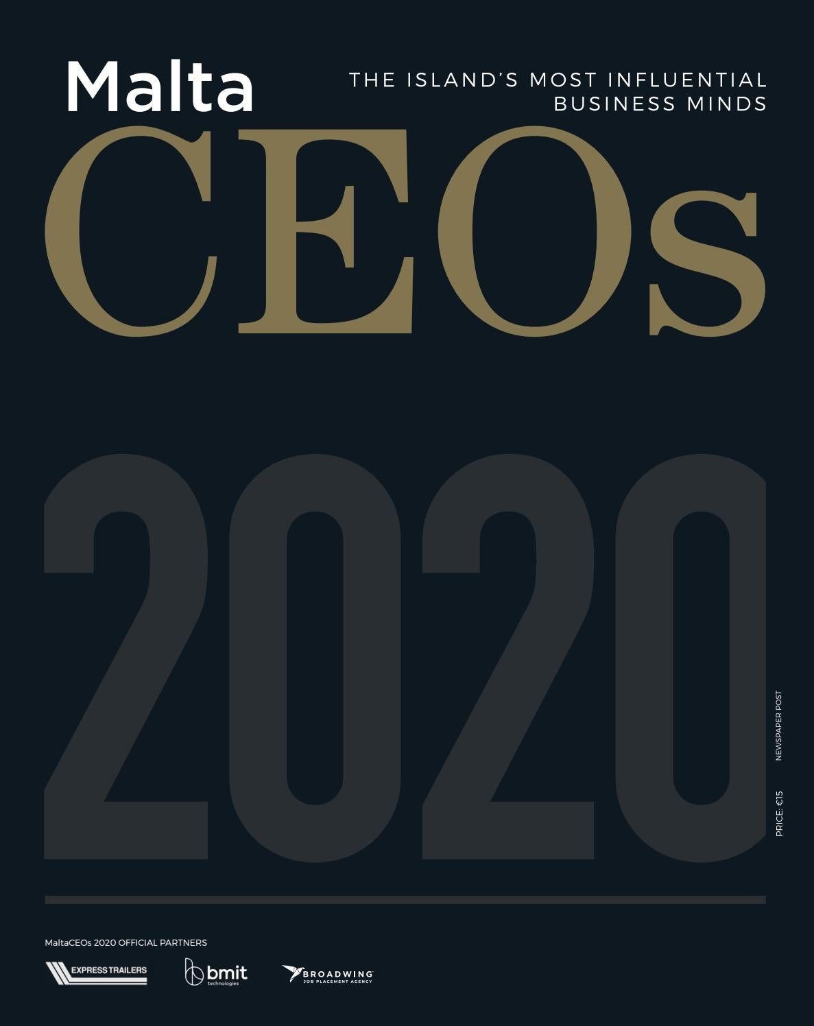 Malta Ceos By Content House Group Issuu