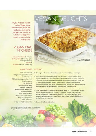 Page 9 of Vegan delights
