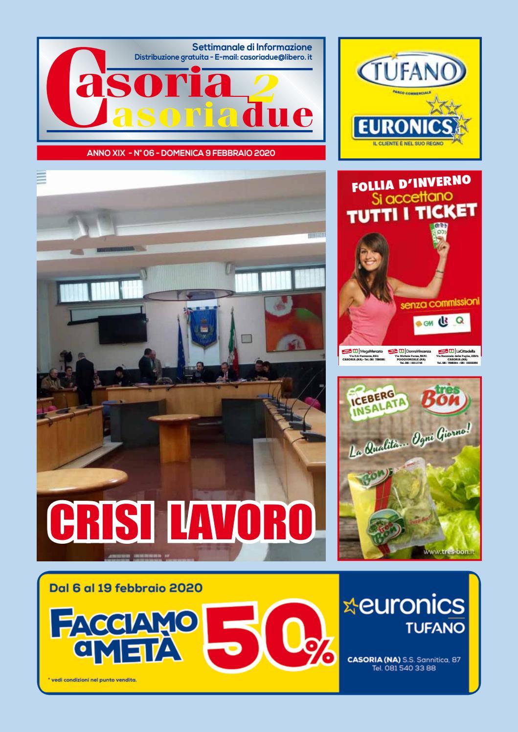 Che Tempo Fa A Casoria domenica 7 febbraio by casoria due - issuu