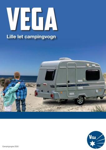 Vega 365 Campingvogn