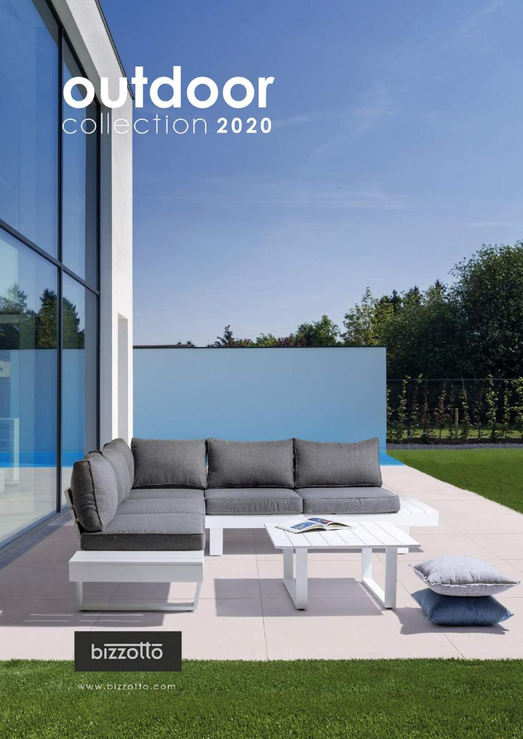 Catalogo Outdoor Collection Bizzotto 2020 By Andrea Bizzotto