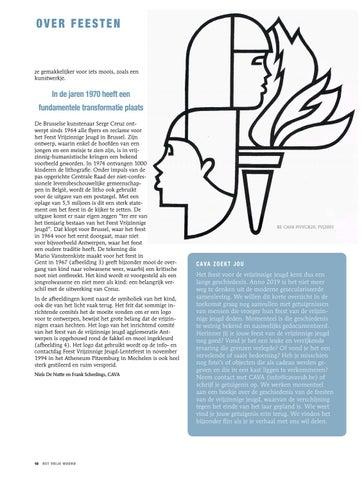 Page 10 of OVER GEBAREN, SPELEN EN RITUELEN, JORIS CAPENBERGHS