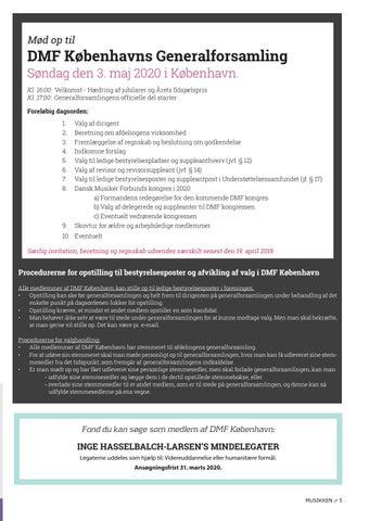 Page 5 of Afdelingen Informerer