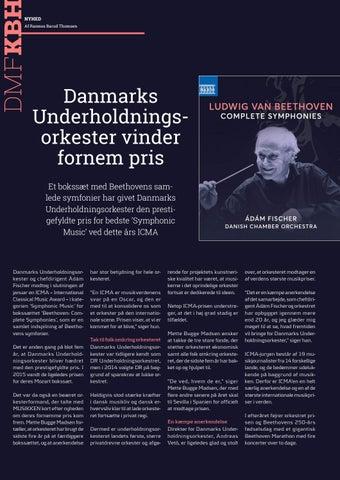 Page 7 of Danmarks Underholdnings-orkester vinder fornem pris