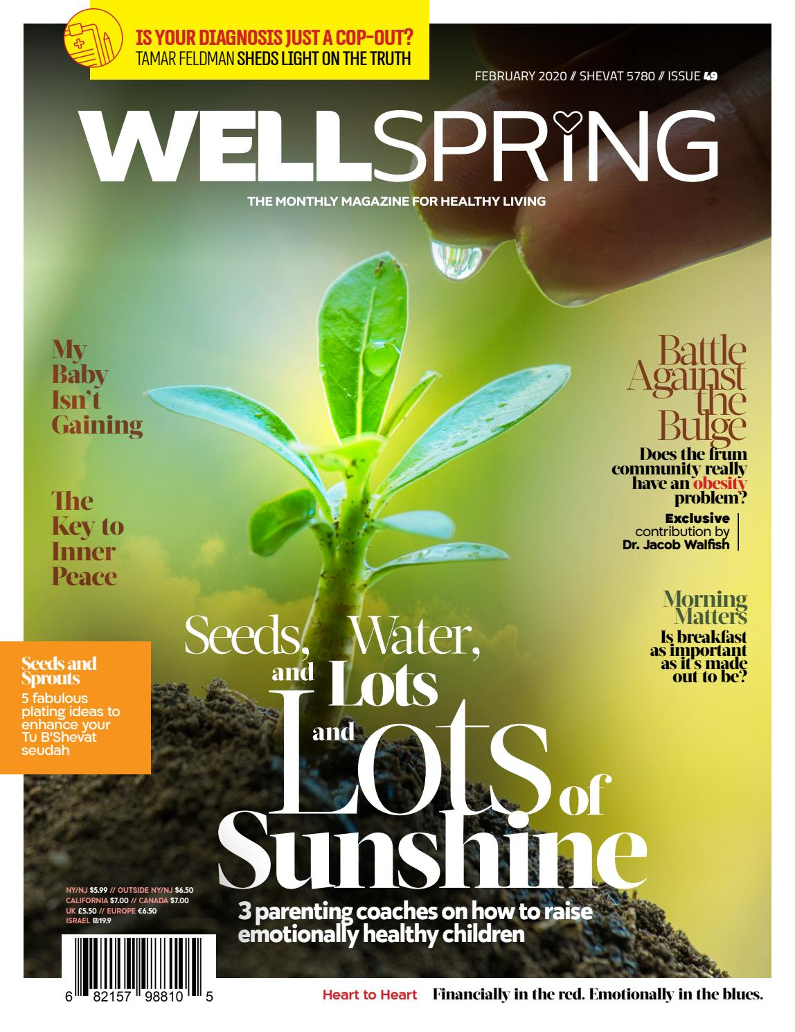 Wellspring Issue #49 by The Wellspring - issuu
