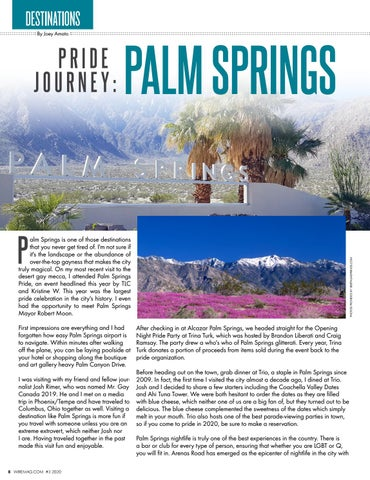 Page 10 of DESTINATIONS: PALM SPRINGS