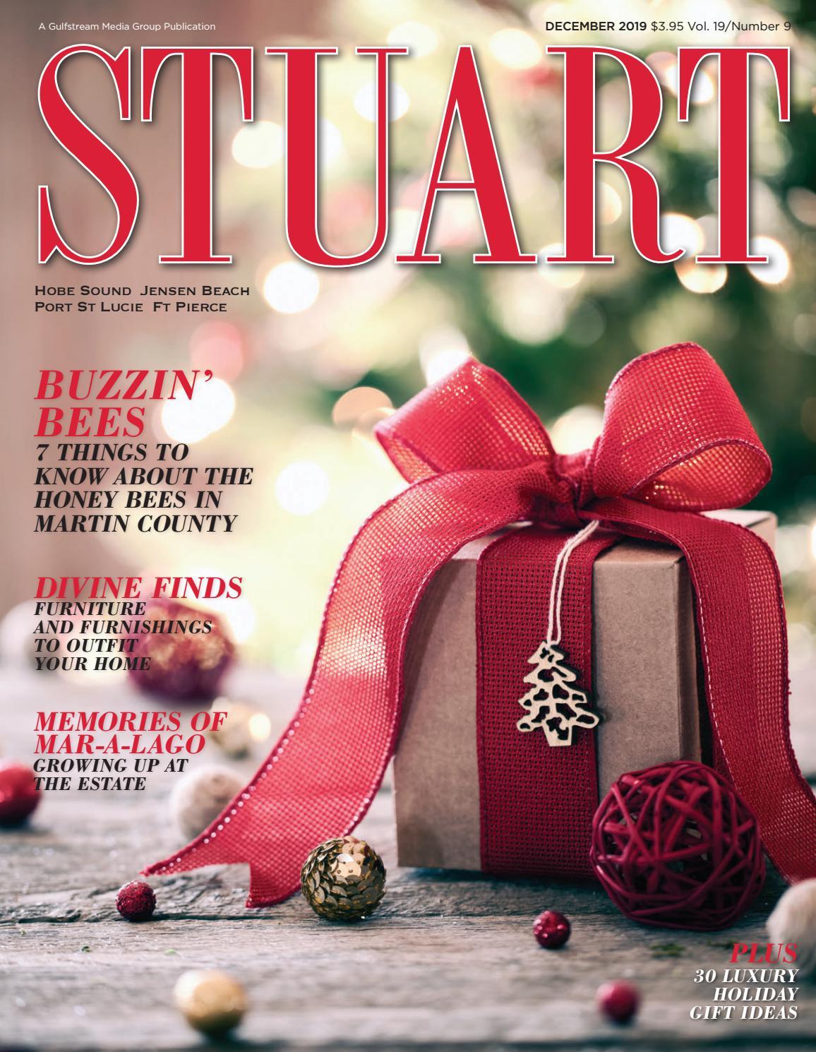 Stuart Magazine December 2019 By Palm Beach Media Group Issuu
