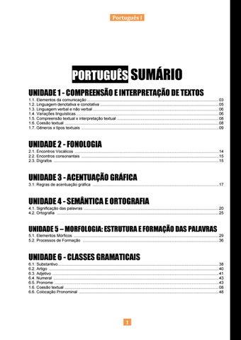 Grupo Linguagens 1 Portugues By Grupo De Ensino Issuu