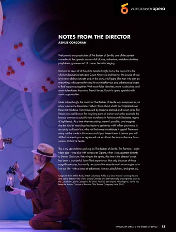 Page 13 of Notes from the Director