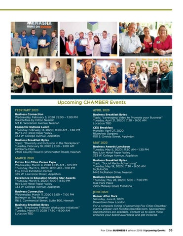Page 37 of Upcoming Chamber Events