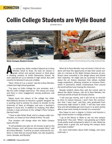 Page 30 of Collin College Students are Wylie Bound