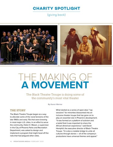 Page 42 of CHARITY SPOTLIGHT