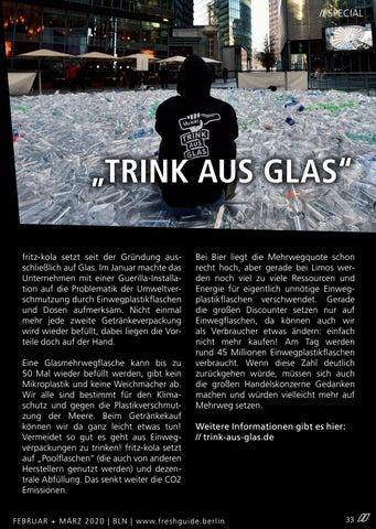 Page 41 of Trink aus Glas