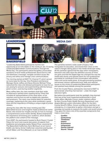 Page 10 of LEADERSHIP BAKERSFIELD
