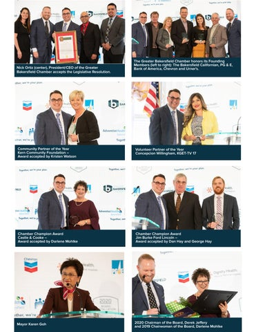 Page 5 of BOARD INSTALLATION & AWARDS LUNCHEON
