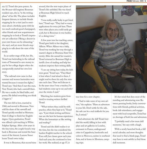 Page 3 of THE MARVELOUS LIFE OF JO ANNE TROXEL