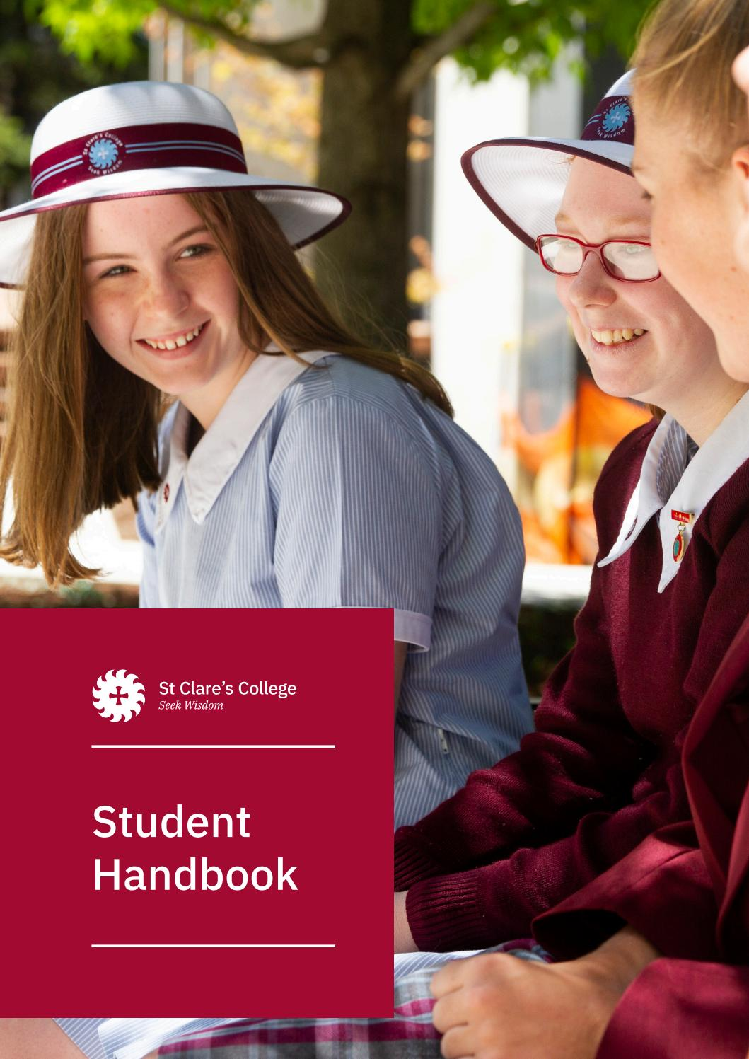 Download Student Handbook