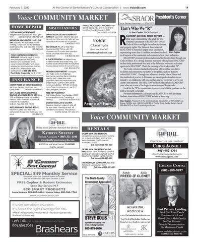 Page 19 of Local Interest Rates
