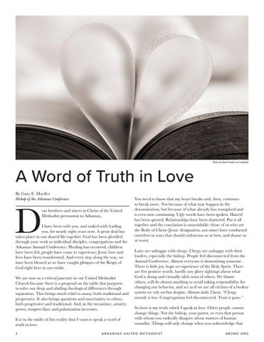 Page 6 of A Word of Truth in Love