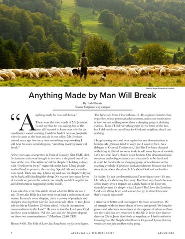 Page 8 of Anything Made By Man Will Break