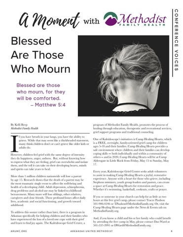 Page 9 of Blessed Are Those Who Mourn