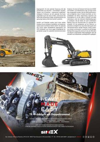 Page 17 of 90-Tonnen-Bagger von Volvo jetzt weltweit verfügbar