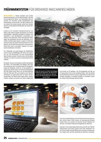 Page 24 of Frühwarnsystem für drohende Maschinenschäden