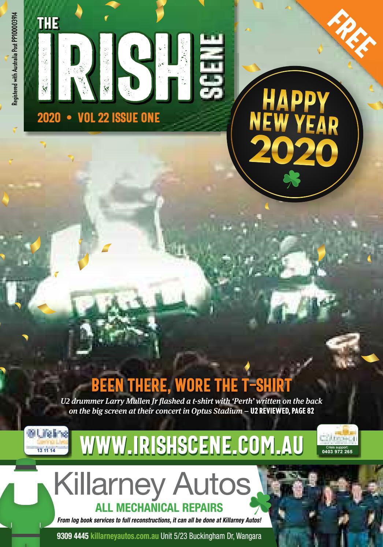 Irish Scene Jan Feb 2020 Edition By Irishsceneperth Issuu