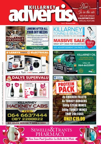 Killarney Advertiser 7th February 2020 by Killarney Advertiser
