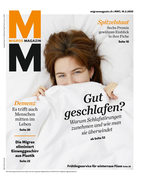 Annett Louisan Wie Soll Ein Mensch Das Ertragen Migros Magazin 07 2020 D Bl By Migros Genossenschafts Bund Issuu