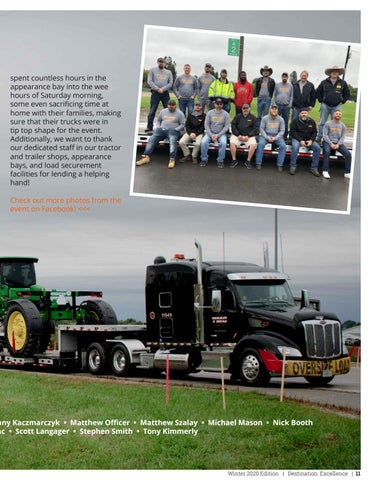 Page 11 of Convoy for a Cause